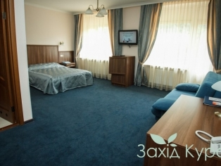 """Санаторий """"Горная Тиса"""". Kvasy Deluxe 1-комнатный"""