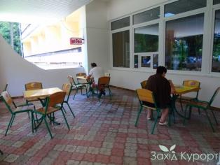 Спальный корпус №1 - кафе