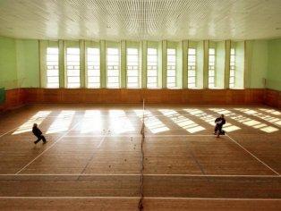 """Санаторий """"Карпаты"""". Спортивно-оздоровительный комплекс. Тенис"""