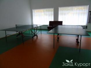 """Санаторий """"Кришталеве Джерело"""" - тенис"""