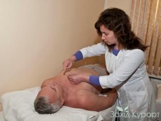 Рефлексотерапия (иглоукалывание)