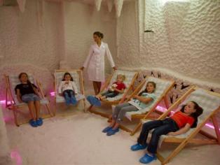Медикал-СПА центр «Аква Мед». Спелеокамера