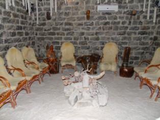 Кабинет спелеотерапии (Соляная комната)