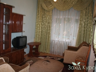 "Санаторий ""Подолье"" - Апартаменты. 3-комнатный 2-местный. С кухней."