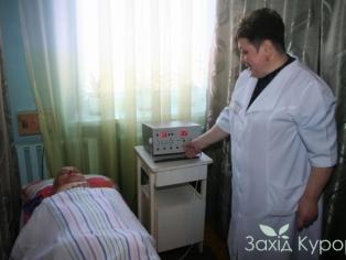 """Санаторий """"Подолье"""" - лечебные процедуры"""