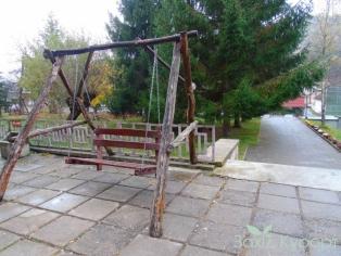 """Санаторий """"Поляна"""" - на территории"""