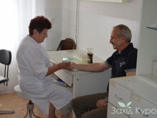 """Санаторий """"Поляна"""" - лечебные процедуры"""