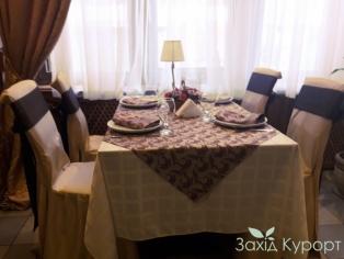 """Санаторий """"Поляна"""" - ресторан"""