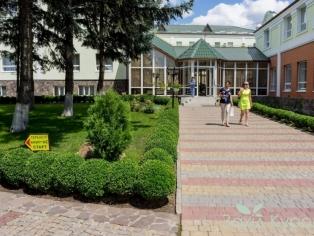 Санаторий Радон Хмельник