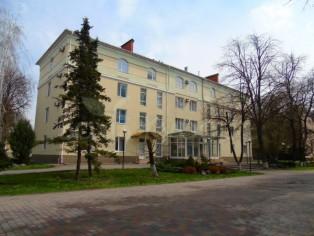 Санаторий Миргородздравница - корпус №1
