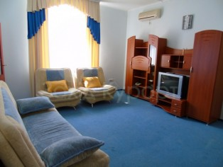Люкс 3-местный 2-комнатный. Корпус №1