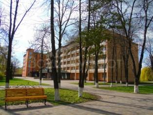 Санаторий Миргородздравница.  Корпус №2