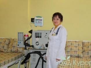 """Инфарктное отделение в санатории """"Роща"""""""