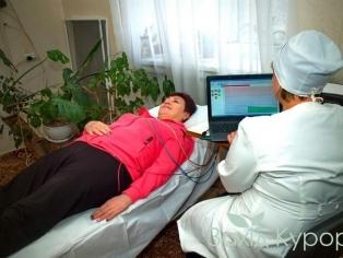 Кардиологическое отделение в санатории