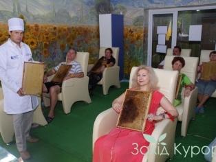 """Процедуры в санатории """"Роща"""""""