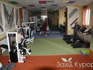 """Травматологическое отделение в санатории """"Роща"""""""