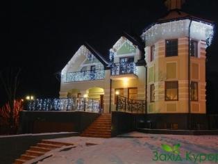 Коттедж. Зима