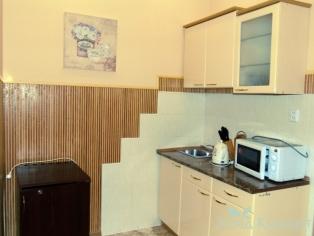 Двухкомнатный «Люкс» с кухней