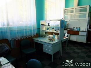 Клинико-биохимическая лаборатория