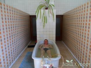 Отделение лечебных ванн