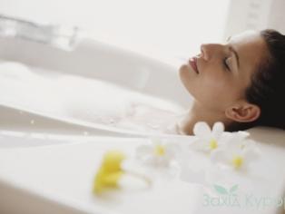 Ароматические минеральные ванны