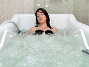 Гидромассажные ванны и ванны подводного душа-массажа