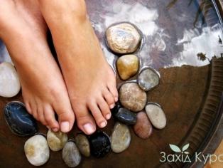 Контрастные ванны для ног