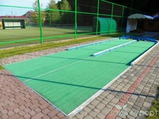 Детская спорт площадка