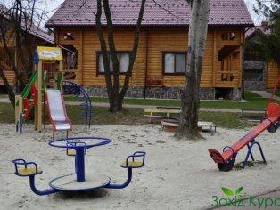 """Санаторий """"Вернигора"""". Детская площадка"""