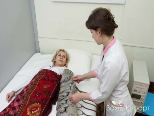 Физиотерапия. Пневмоакупунктура