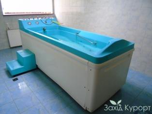 Миниральные ванны