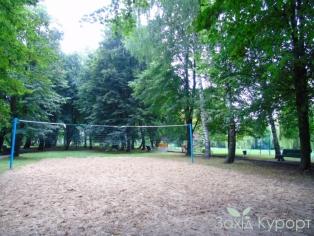 """Санаторий """"Южный Буг"""" - волейбольная площадка"""