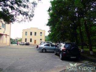 """Санаторий """"Южный Буг"""" - парковка"""
