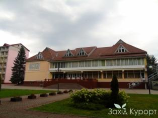 Санаторий МЦР Железнодорожников