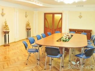 Санаторий МЦР Железнодорожников - конференц зал