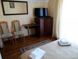 Двухместный номер с двухместной кроватью