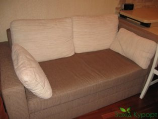Апартамент Комфорт (Двухкомнатный апартамент) / Comfort apart
