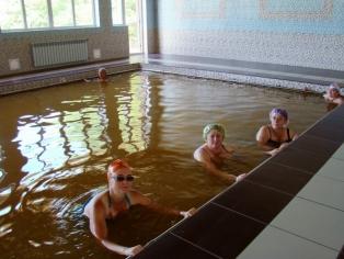 Теплица термальные воды