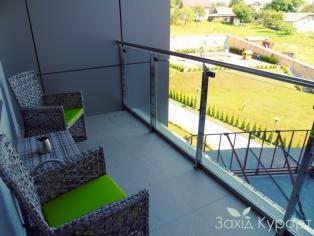 Люкс Премиум. Балкон