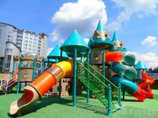 Аква парк - детский горродок «Казка»