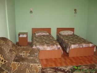 2 комнатный 2-местный стандарт