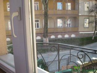 Двухкомнатный двухместный Suit. Вид с балкона