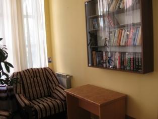 """Вилла """"Калина"""". Мини библиотека"""