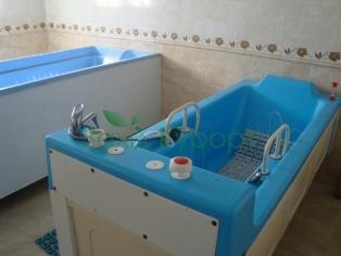 Минеральные ванны и душ-массаж