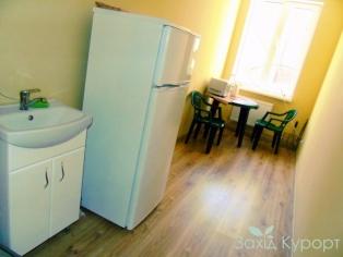 Общая мини кухня на этаже