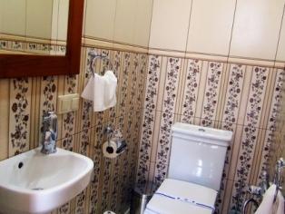 Люкс. Туалет