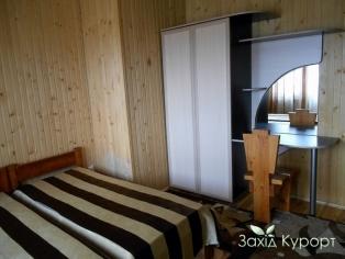 Двухкомнатный двухместный люкс