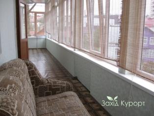 №6. Двухкомнатный з двумя балконами