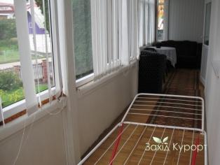 №3 Двухкомнатный номер с большим балконом