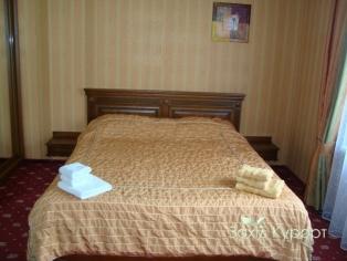 №2. Двухместный номер с дополнительным двухместным диваном